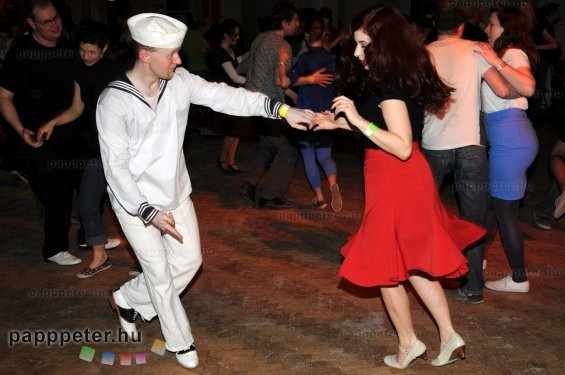 GNSH, Goodnight Sweetheart, Lindy Hop, tánc, Swing, 1. nap